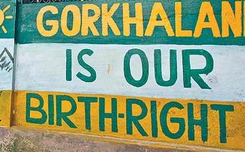 The demand for Gorkhaland