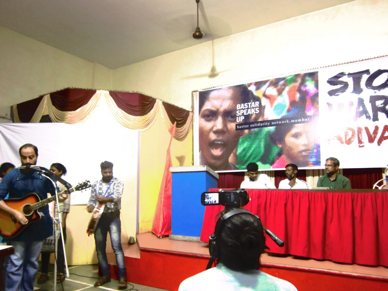 Bastar Solidarity Network, Mumbai