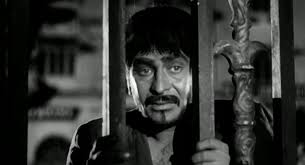 Raj Kapoor in the movie jagte raho